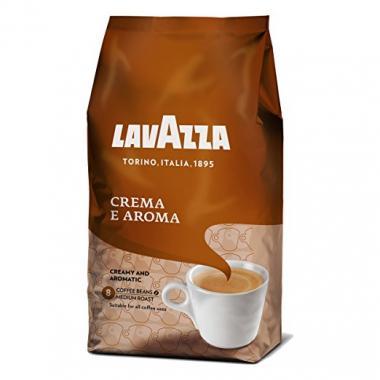 """Кофе в зернах LAVAZZA """"Crema e Aroma"""" (Крема Арома) 1000 гр."""