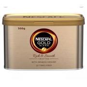 Кофе растворимый Nescafe Gold Blend Rich & Smooth Crafted