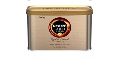 КОФЕ РАСТВОРИМЫЙ NESCAFE GOLD BLEND RICH & SMOOTH CRAFTED