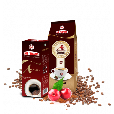 Кофе в зернах ME TRANG  Arabica 500 грамм. (Ме Чанг Арабика)