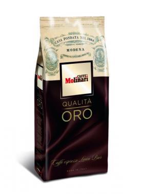 Кофе в зернах MOLINARI