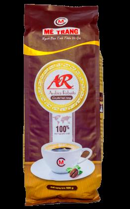 Кофе в зернах ME TRANG  ARABICA&ROBUSTA 500 грамм. (Ме Чанг Арабика -Робуста)