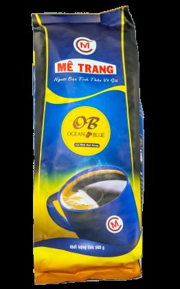 Кофе в зернах ME TRANG  OCEAN BLUE 500 грамм. (Ме Чанг Оушен Блю)